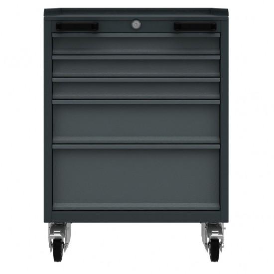 36.18.50.01 Takım Arabası (x5)  , çekmeceli. çekmeceli dolap , modüler , takım tezgahı , tezgah , dolap , modül